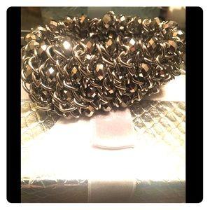 🌸FREE W PURCHASE Silver Metal Fashion Bracelet